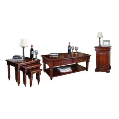 Baumhaus La Roque Solid Mahogany Occasional Furniture Set