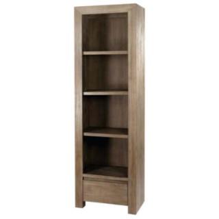 alpes developpement cosmos grey tinted solid teak 1 drawer. Black Bedroom Furniture Sets. Home Design Ideas