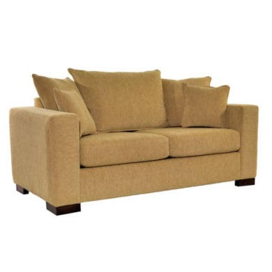 Icon Designs St Ives Madrid Scatter Back 2 Seater Sofa Bed in Pistachio