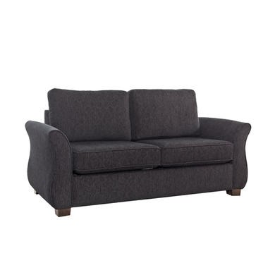 Icon Designs St Ives Roma 2 Seater Sofa Bed in Black