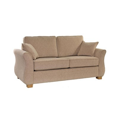 Icon Designs St Ives Roma 2 Seater Sofa Bed in Beige