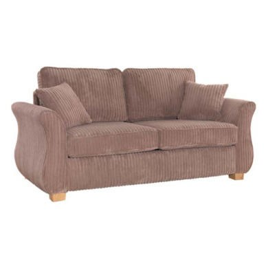 Icon Designs St Ives Roma 2 Seater Sofa Bed in Conway Beige