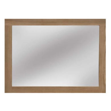 Zone Safara Solid Wood Wall Mirror