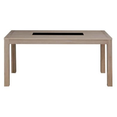 FOL071477 Zone Safara Solid Wood Rectangular Coffee Table
