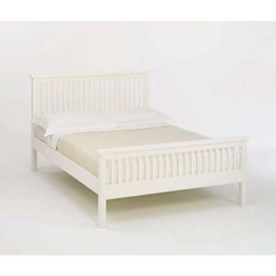 bentley designs atlantis pearl oak bed double furniture123. Black Bedroom Furniture Sets. Home Design Ideas