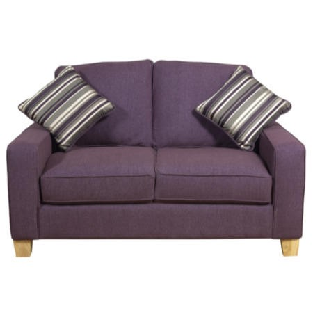 Delicieux Kyle Aubergine Sofa Bed