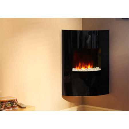 Be Modern Calisto Wall Mounted Electric Fire Furniture123