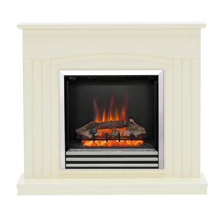 Be Modern Linmere Electric Fireplace Insert And Surround