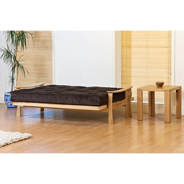 Kyoto futons fuji futon with supreme mattress express for Beds express delivery