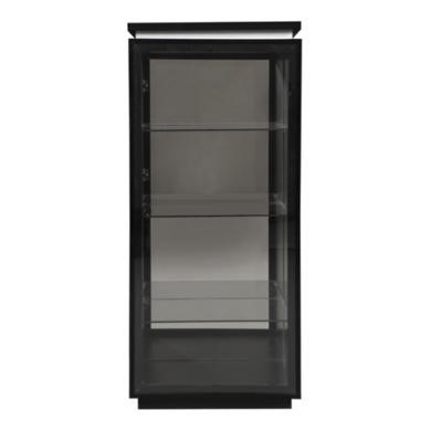 Sciae Electra High Gloss Glass Display Cabinet