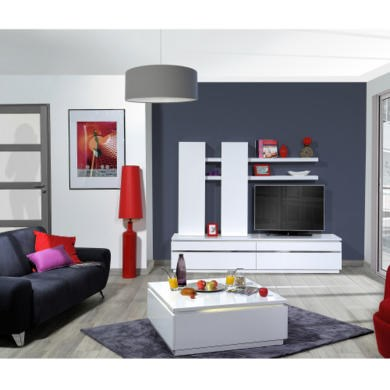 Skylight Electra High Gloss TV Cabinet
