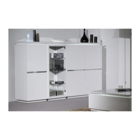 Sciae Electra High Gloss 4 Door Cupboard