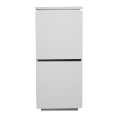 Sciae Electra High Gloss 2 Door Storage Cupboard