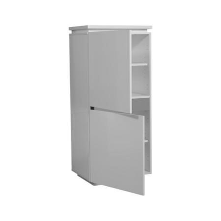 Sciae Electra High Gloss 2 Door Cupboard