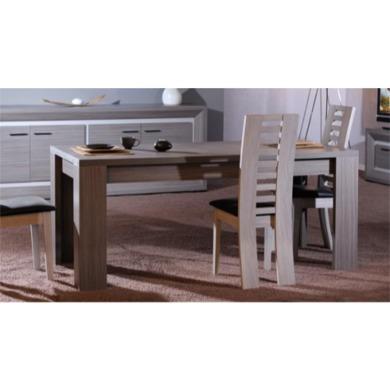 Sciae Lynea Rectangular Dining Table in Teak