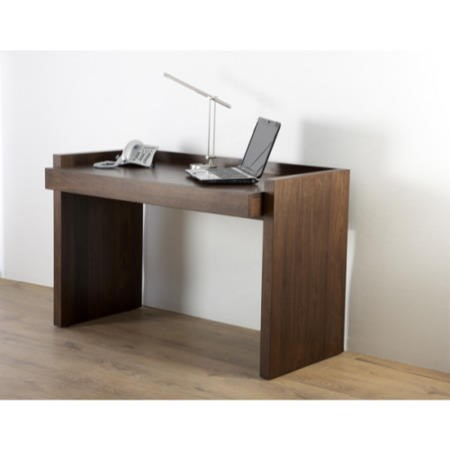 Alphason Designs Campbell Desk in Walnut