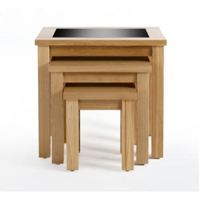 Willis Gambier Originals Fusion Ash Nest of 3 Tables