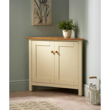 Wilkinson Furniture Cotswold Corner Sideboard In