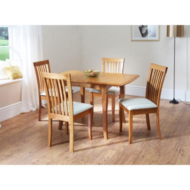 wilkinson furniture naomi solid wood extending dining