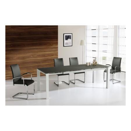 Wilkinson Furniture Mobo Extending Medium Dining Table In