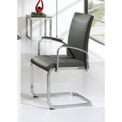 Wilkinson Furniture Mobo Grey Arm Chair Pair Furniture123