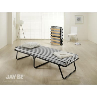 JayBe Evo Airflow Folding Single Guest Bed  guest bed only