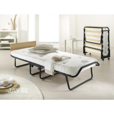 JayBe Royal Pocket Sprung Folding Single Guest Bed