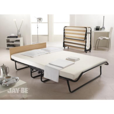 JayBe Impression Memory Foam Folding Double Guest Bed