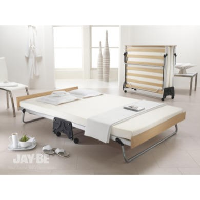 JayBe JBed Memory Foam Folding Double Guest Bed