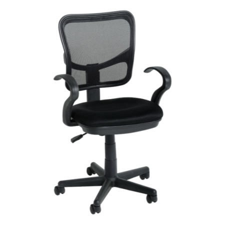 Seconique Clifton Deluxe Computer Chair in Black