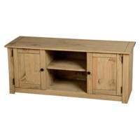 Seconique Panama TV Cabinet in Pine