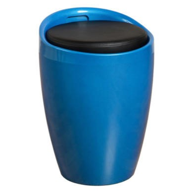 FOL077035 Seconique Wizard Storage Stool in Blue