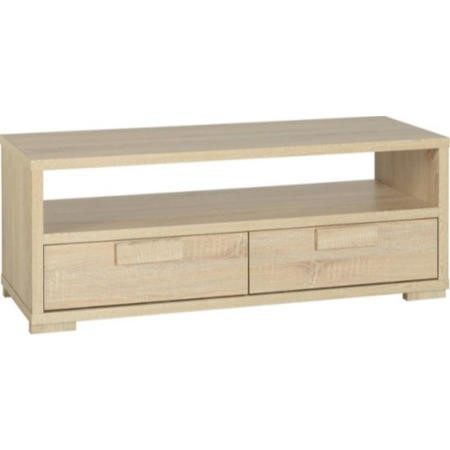 Seconique Cambourne TV Cabinet in Oak