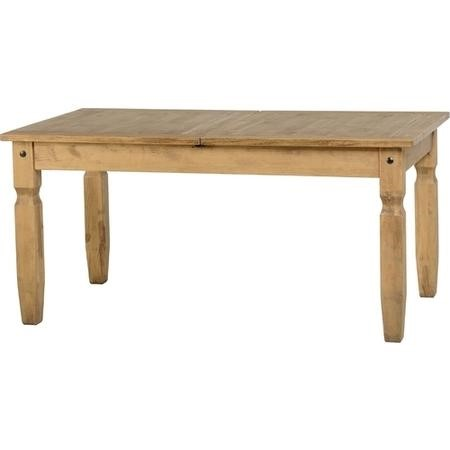 Seconique Extendable Dining Table in Solid Pine - Seats 8