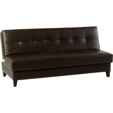 Seconique Vanya Sofa Bed in Brown