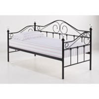 LPD Florence Single Day Bed in Black