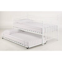 LPD Olivia Day Bed in White - Trundle Bed Not Included