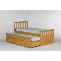 LPD Sleepover Pine Guest Bed