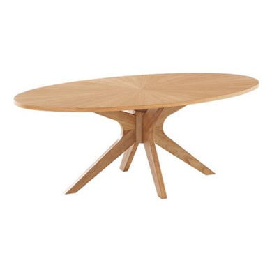 LPD Malmo White Oak Coffee Table