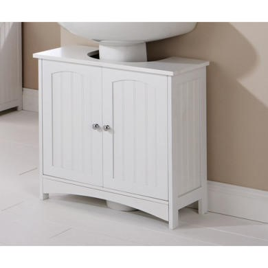 Mountrose Colonial Under Basin Cupboard in White