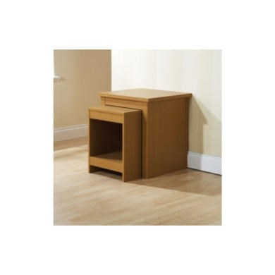 Mountrose Fuse Nest Of 2 Tables in Oak