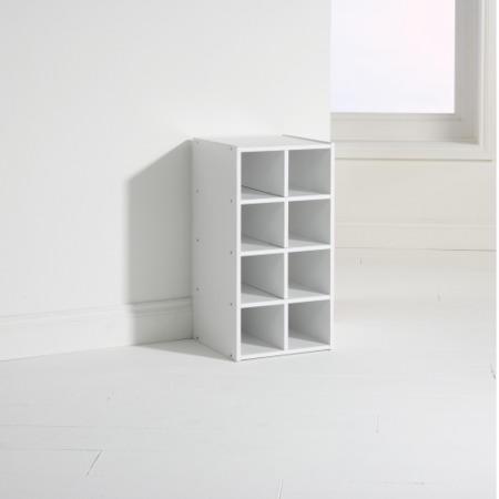 Mountrose Polar 8 Cube Modular Storage Unit Furniture123