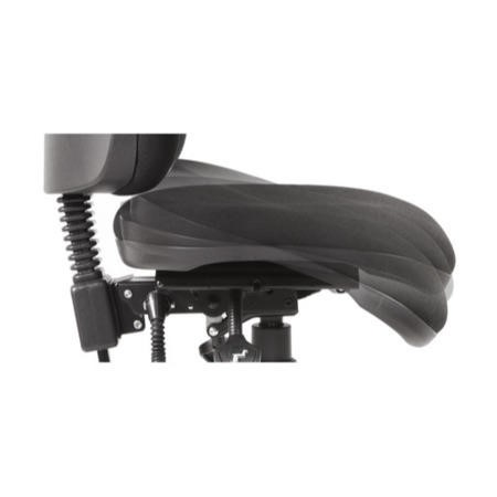 Teknik Office Ergo Comfort Black Executive Operator Chair