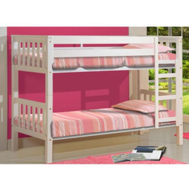 Verona Design Barcelona Short Small Single Bunk Bed - 75x160cm