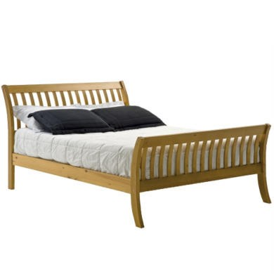Verona Design Parma Superking Bed Frame in Antique Pine