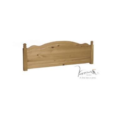 Verona Design Veneza Small Double Headboard in Antique Pine