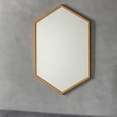 Helston Antique Gold Mirror