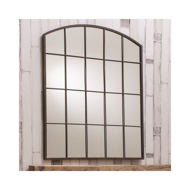 Window Style Wall Mirror - Caspian House