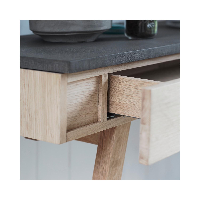 Astonishing Chilson 1 Drawer Console Inzonedesignstudio Interior Chair Design Inzonedesignstudiocom