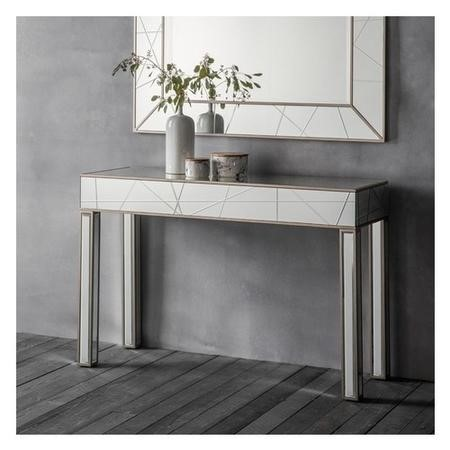 Hoyton Mirrored Dressing Table